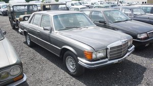 1975 Mercedes-Benz 450 SE For Sale by Auction