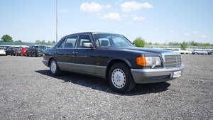 1989 Mercedes-Benz 560 SEL For Sale by Auction