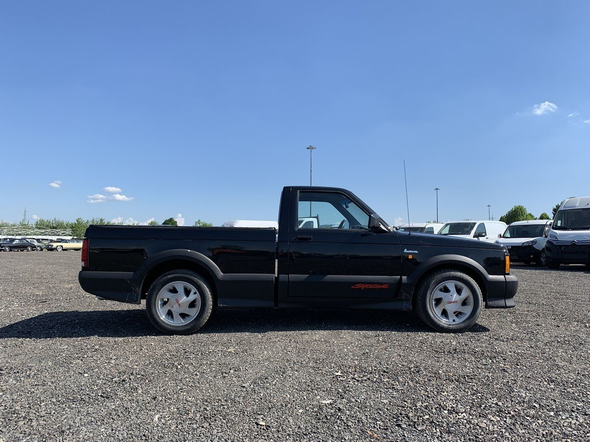1991 GMC Cyclone Truck For Sale by Auction (picture 2 of 4)