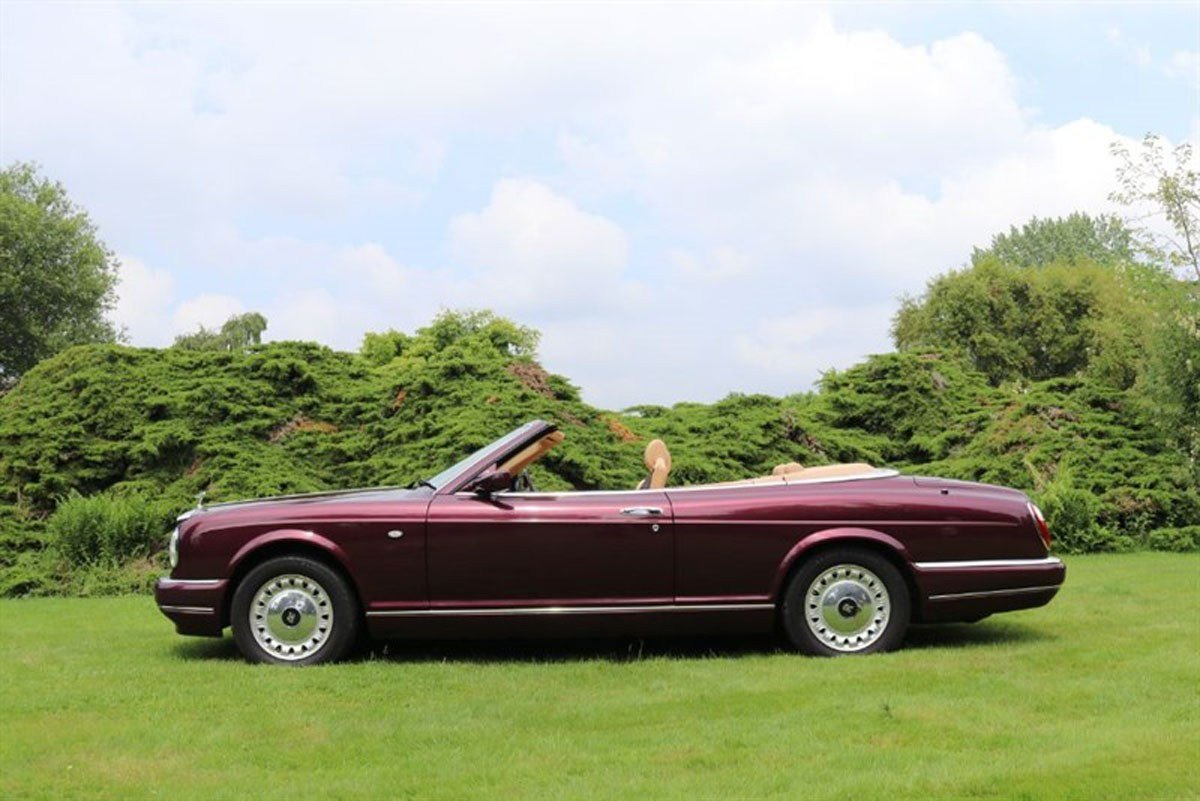 2000 Rolls-Royce Corniche For Sale by Auction (picture 2 of 6)