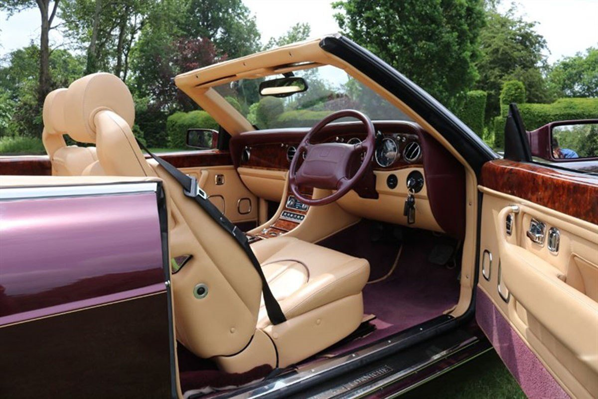 2000 Rolls-Royce Corniche For Sale by Auction (picture 5 of 6)