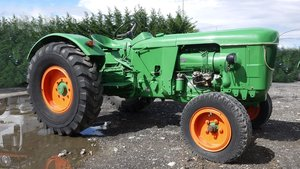 1950 514 Deutz Tractor For Sale by Auction