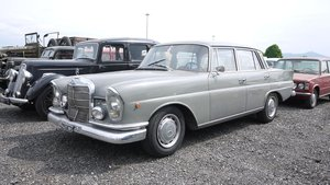 1967 Mercedes-Benz 230S Fintail For Sale by Auction