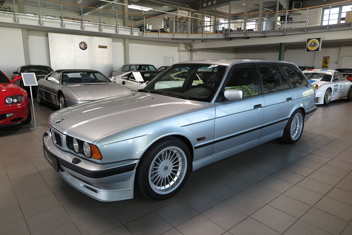 1994 Alpina B10 4.6 Touring - One Owner SOLD (picture 1 of 5)