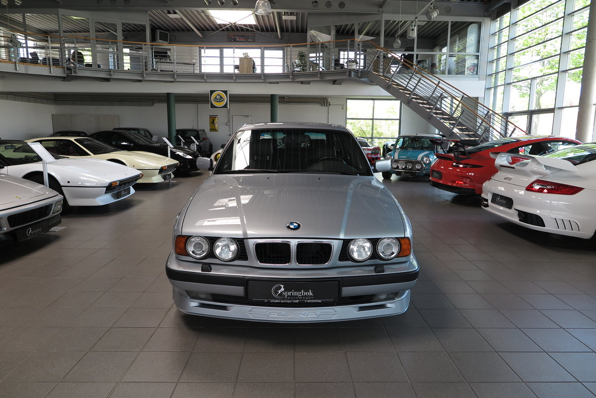 1994 Alpina B10 4.6 Touring - One Owner SOLD (picture 3 of 5)