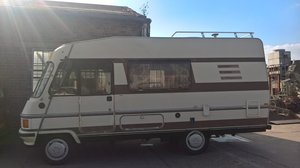 1987 Classic Hymer Fiat Ducato B544 Turbo Diesal 5 Bert For Sale