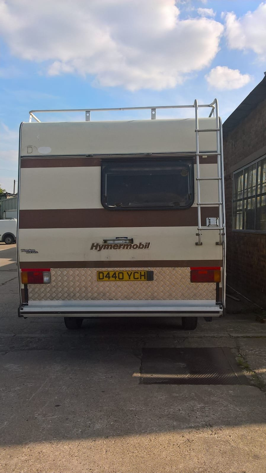 1987 Classic Hymer Fiat Ducato B544 Turbo Diesal 5 Bert SOLD (picture 3 of 6)