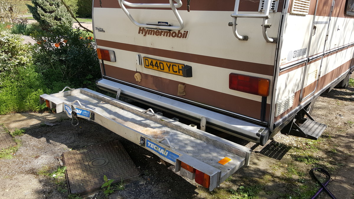 1987 Classic Hymer Fiat Ducato B544 Turbo Diesal 5 Bert SOLD (picture 5 of 6)