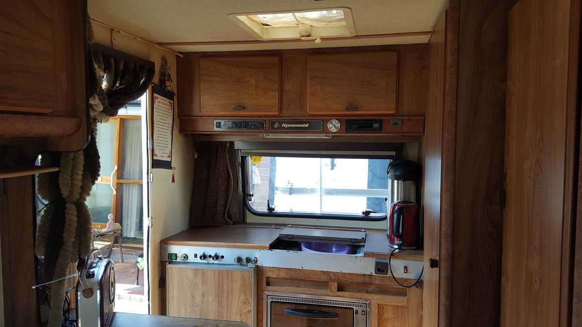 1987 Classic Hymer Fiat Ducato B544 Turbo Diesal 5 Bert SOLD (picture 6 of 6)