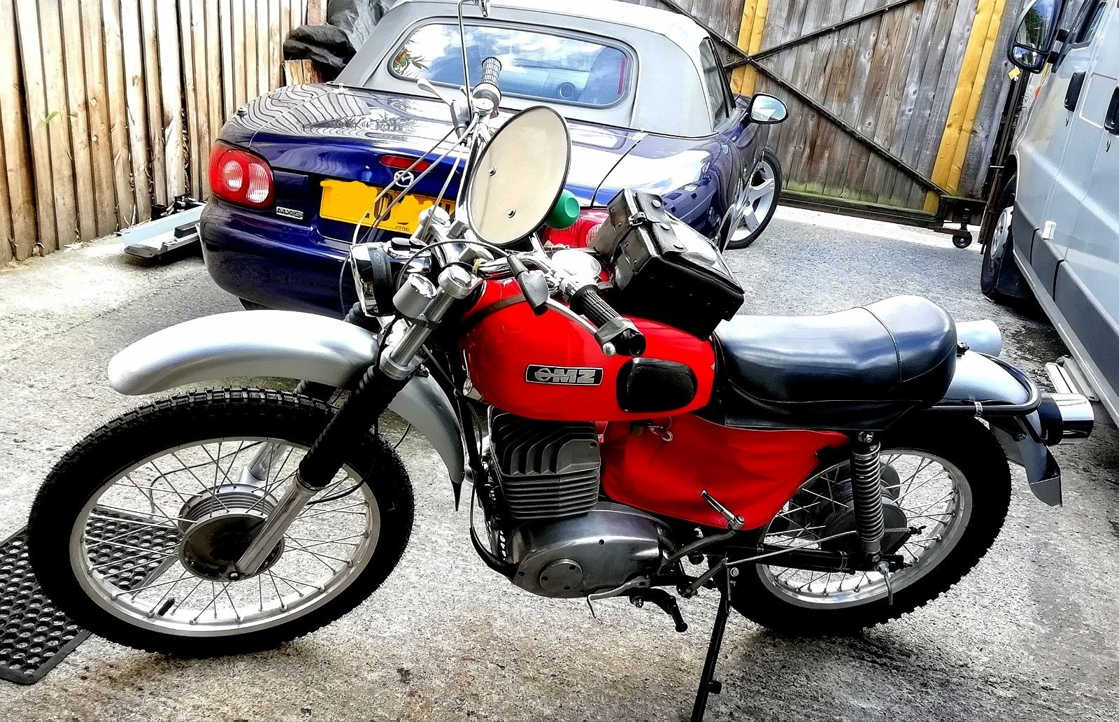 1975 MZ ETS 250/1 G5 ISDT For Sale (picture 2 of 6)