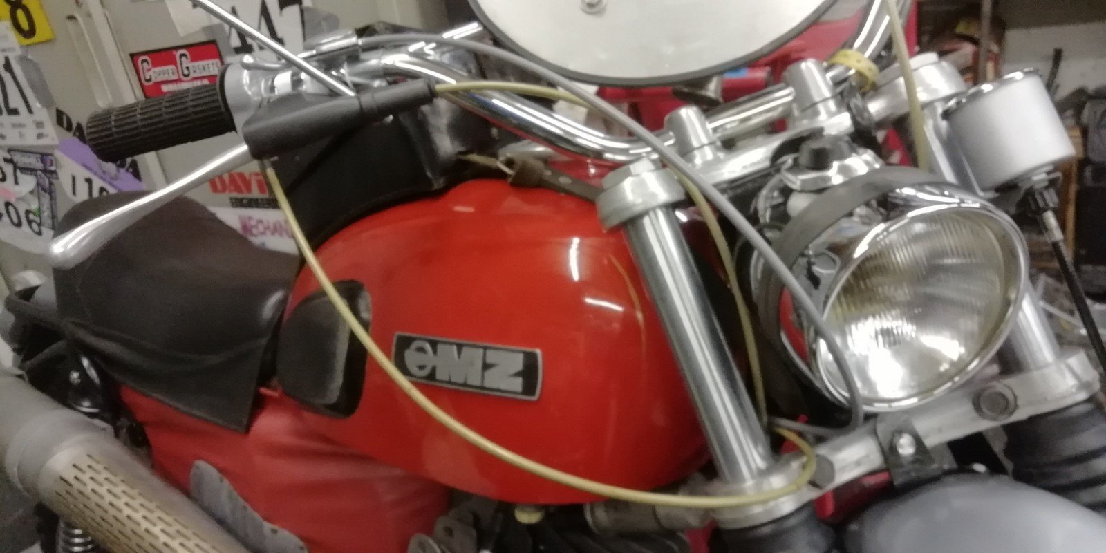 1975 MZ ETS 250/1 G5 ISDT For Sale (picture 5 of 6)