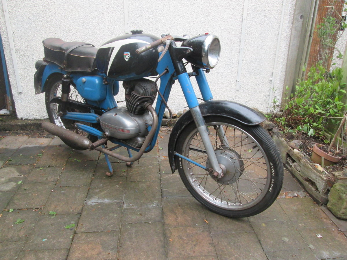 1958 Capriolo ohc Italian motorcycles For Sale (picture 5 of 6)