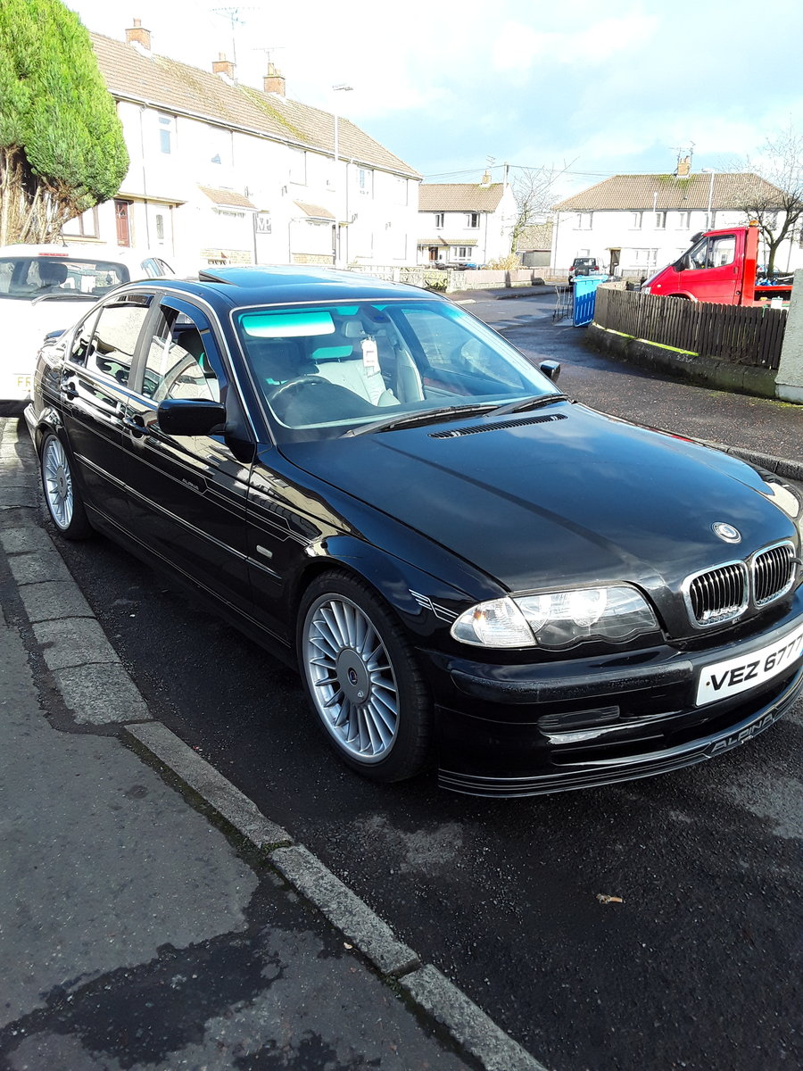2000 alpina b3 3.3 For Sale (picture 1 of 6)