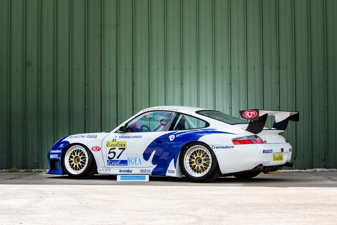 2000 Porsche 911 - 996 GT3 R For Sale (picture 3 of 6)