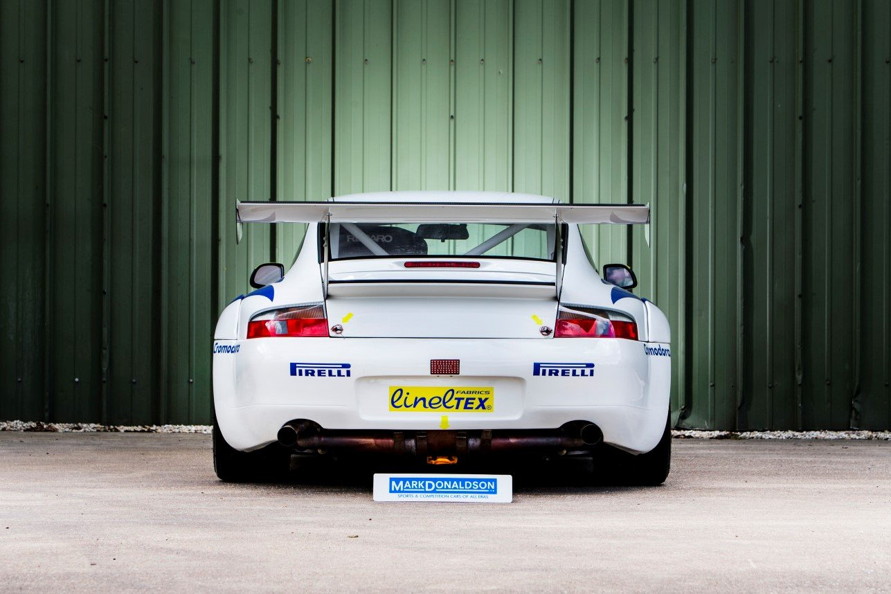 2000 Porsche 911 - 996 GT3 R For Sale (picture 4 of 6)