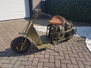 1944 Cusman, Cusman Model 53, Airborne motorcycle For Sale
