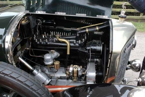 1923 Crossley 19.6 Landaulette at Morris Leslie Auction 25th May SOLD by Auction (picture 6 of 6)