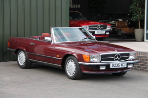1987 MERCEDES-BENZ 300 SL | STOCK #2107 For Sale