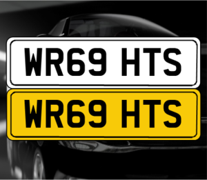WR69 HTS 'The Wright registration' For Sale
