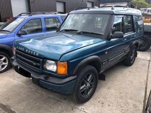 1999 Land Rover Discovery 2, Td5, Galvanised chassis For Sale