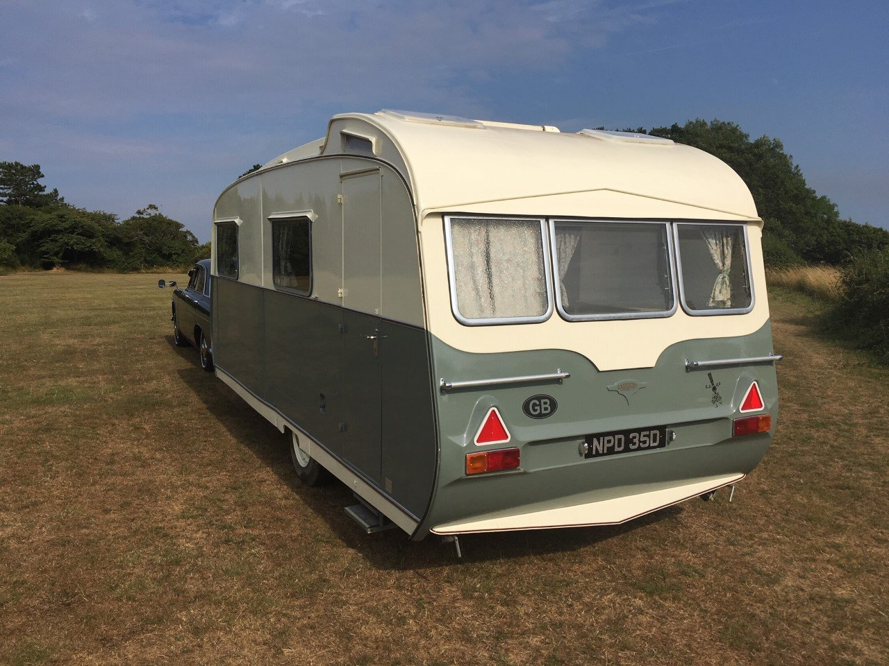 1964 Carlight Continental 4 Berth Tourer  For Sale (picture 2 of 6)