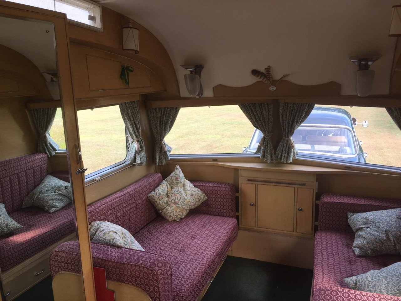 1964 Carlight Continental 4 Berth Tourer  For Sale (picture 4 of 6)