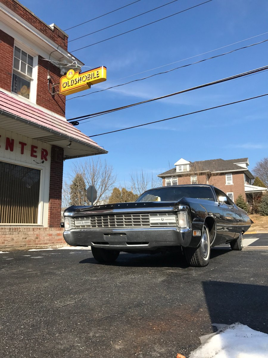 1971 Imperial le Baron hardtop coupe  For Sale (picture 1 of 6)