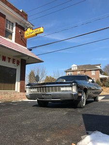 1971 Imperial le Baron hardtop coupe  For Sale