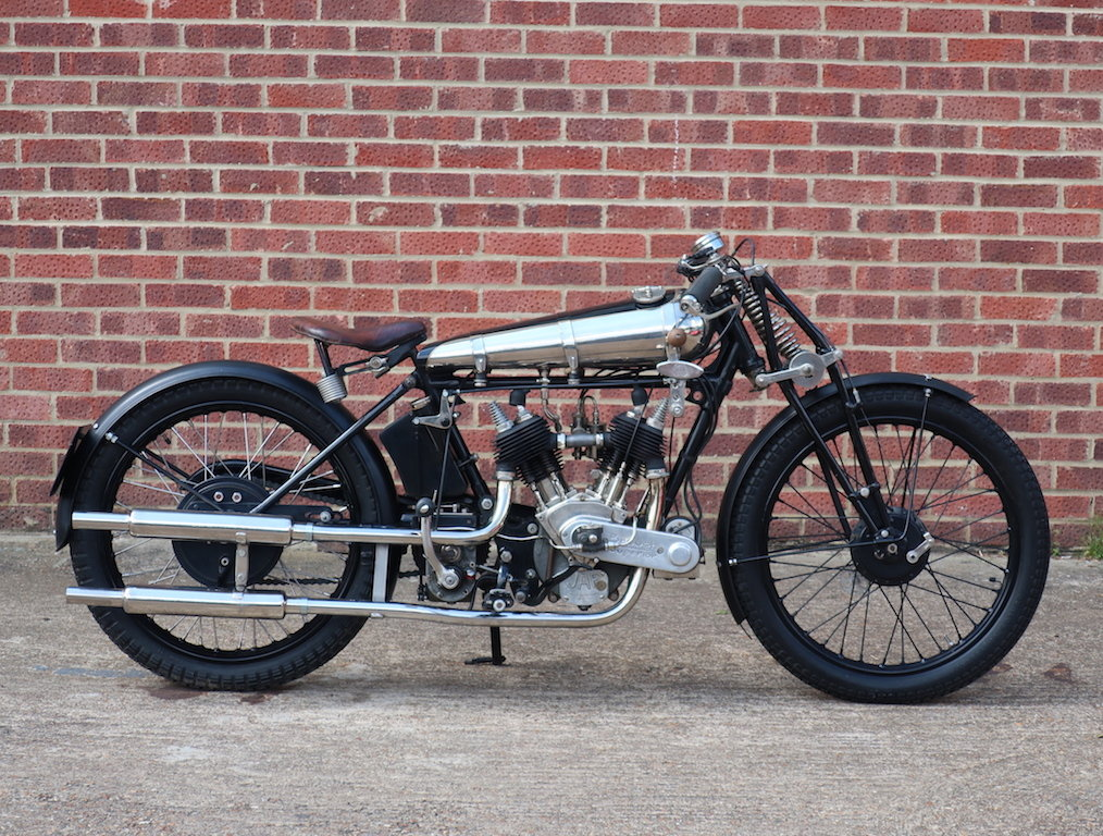 1932 Brough Superior 5-15 For Sale (picture 1 of 6)