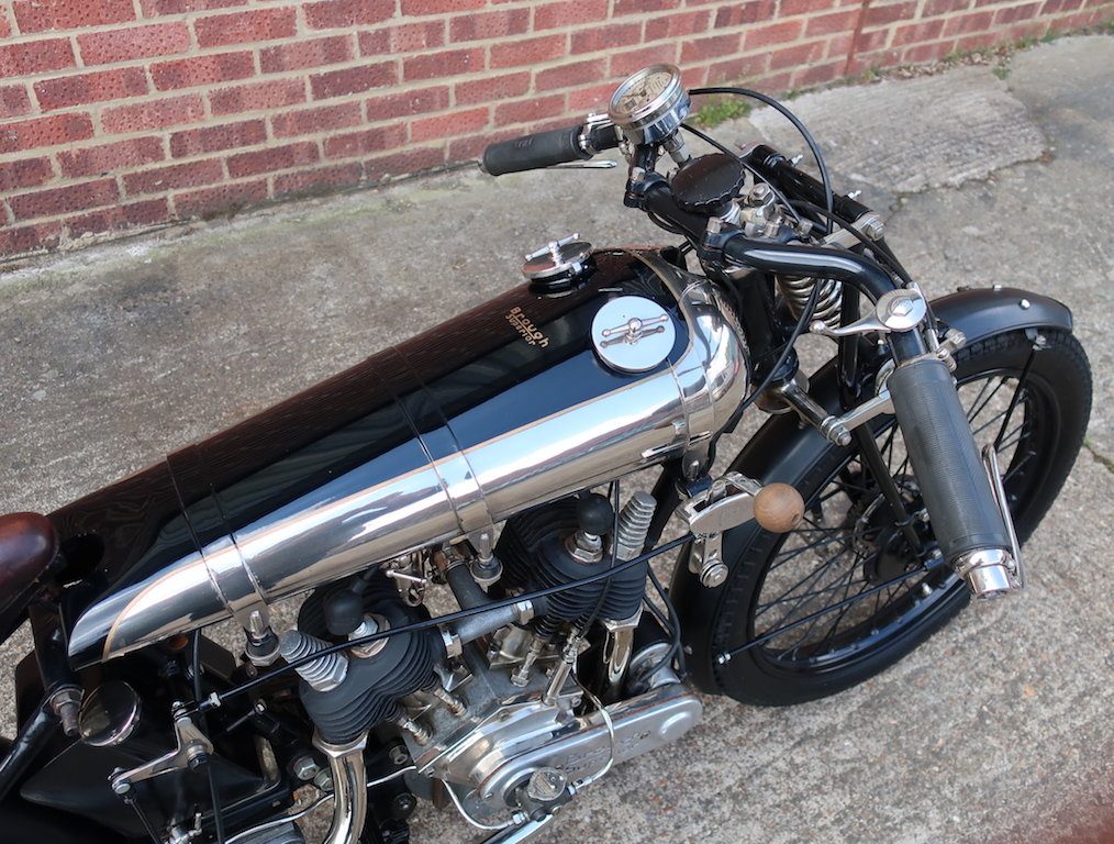 1932 Brough Superior 5-15 For Sale (picture 2 of 6)