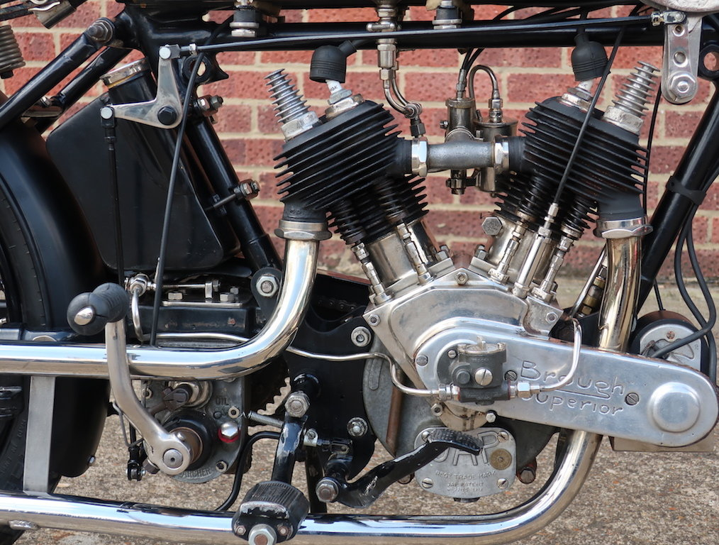 1932 Brough Superior 5-15 For Sale (picture 3 of 6)