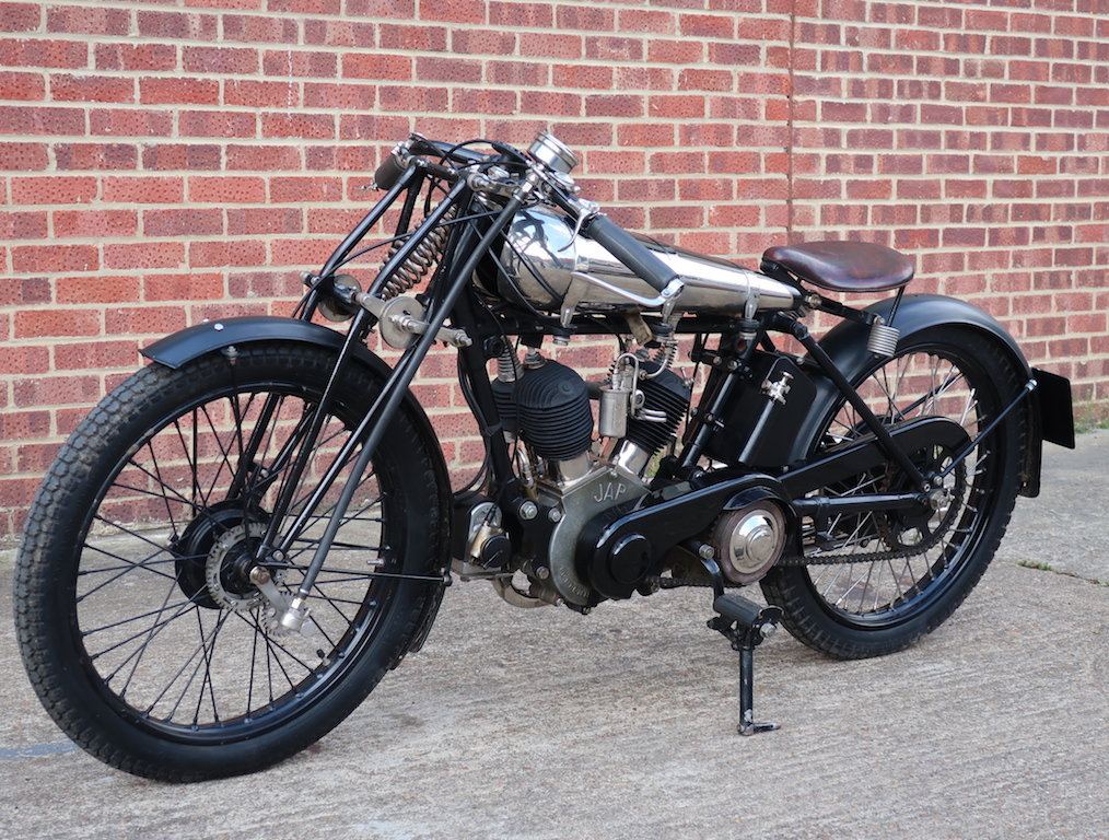 1932 Brough Superior 5-15 For Sale (picture 4 of 6)