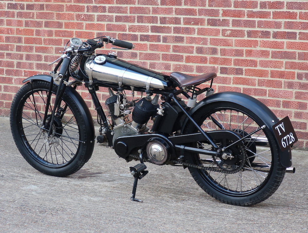 1932 Brough Superior 5-15 For Sale (picture 6 of 6)