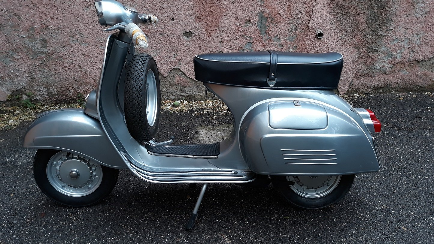 1965 Piaggio Vespa 150 Sprint For Sale (picture 2 of 6)