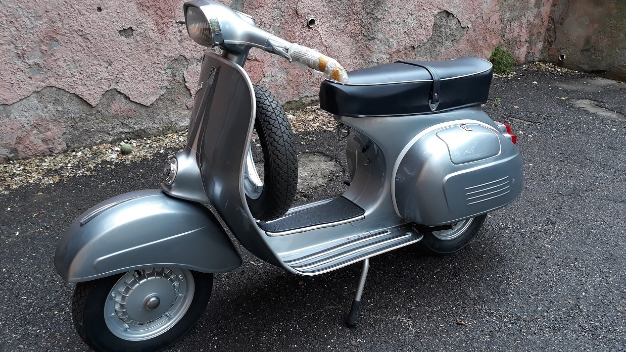 1965 Piaggio Vespa 150 Sprint For Sale (picture 3 of 6)