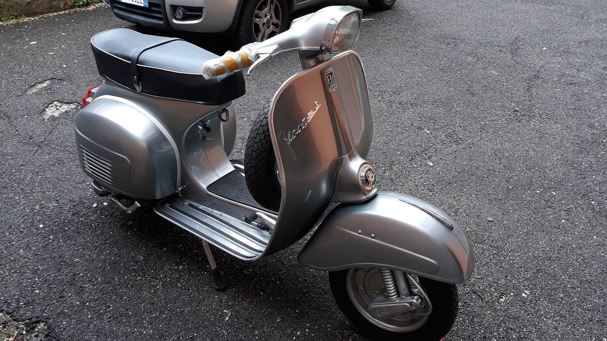 1965 Piaggio Vespa 150 Sprint For Sale (picture 4 of 6)