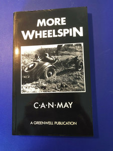 MORE WHEELSPIN C.A.N.MAY REPRINTED IN 1984 INTERESTING PAPER For Sale