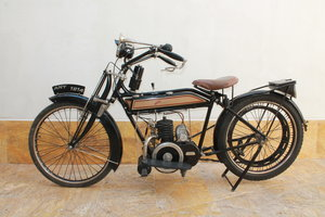 MOTOBECANE MBA B1 – 1924 For Sale by Auction