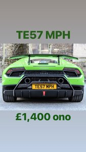 TE57 MPH - £1,400 ono Perfect Spelling
