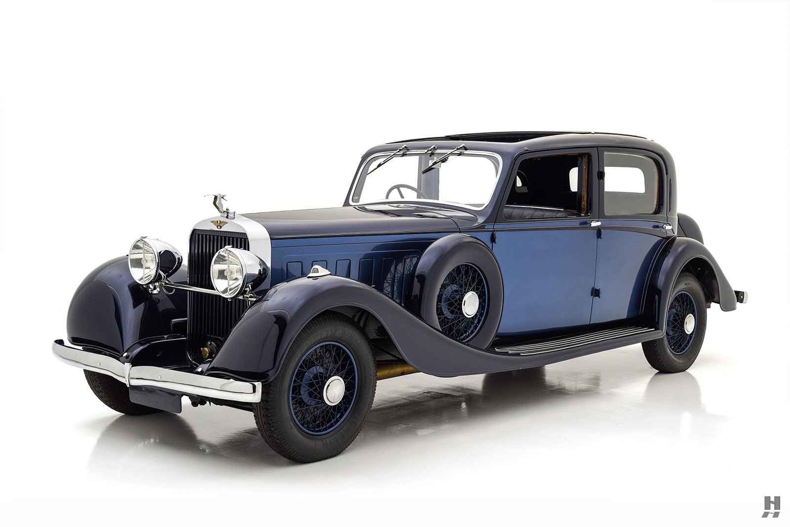 1936 HISPANO-SUIZA K6 BERLINE For Sale (picture 1 of 6)