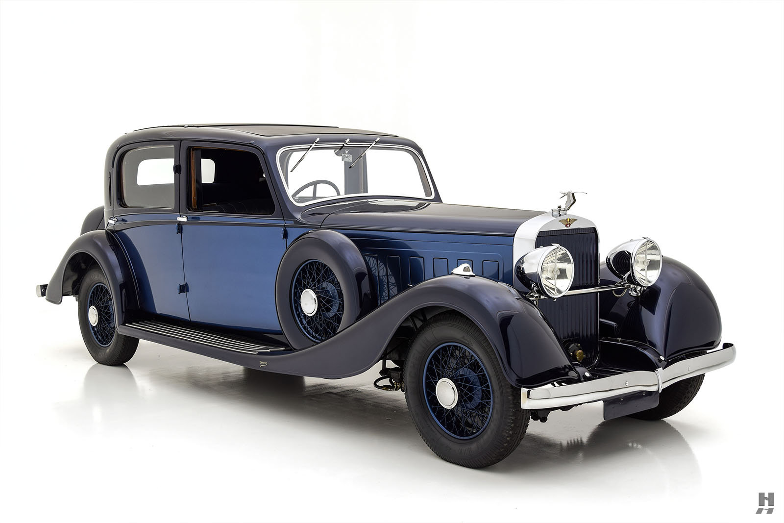 1936 HISPANO-SUIZA K6 BERLINE For Sale (picture 2 of 6)