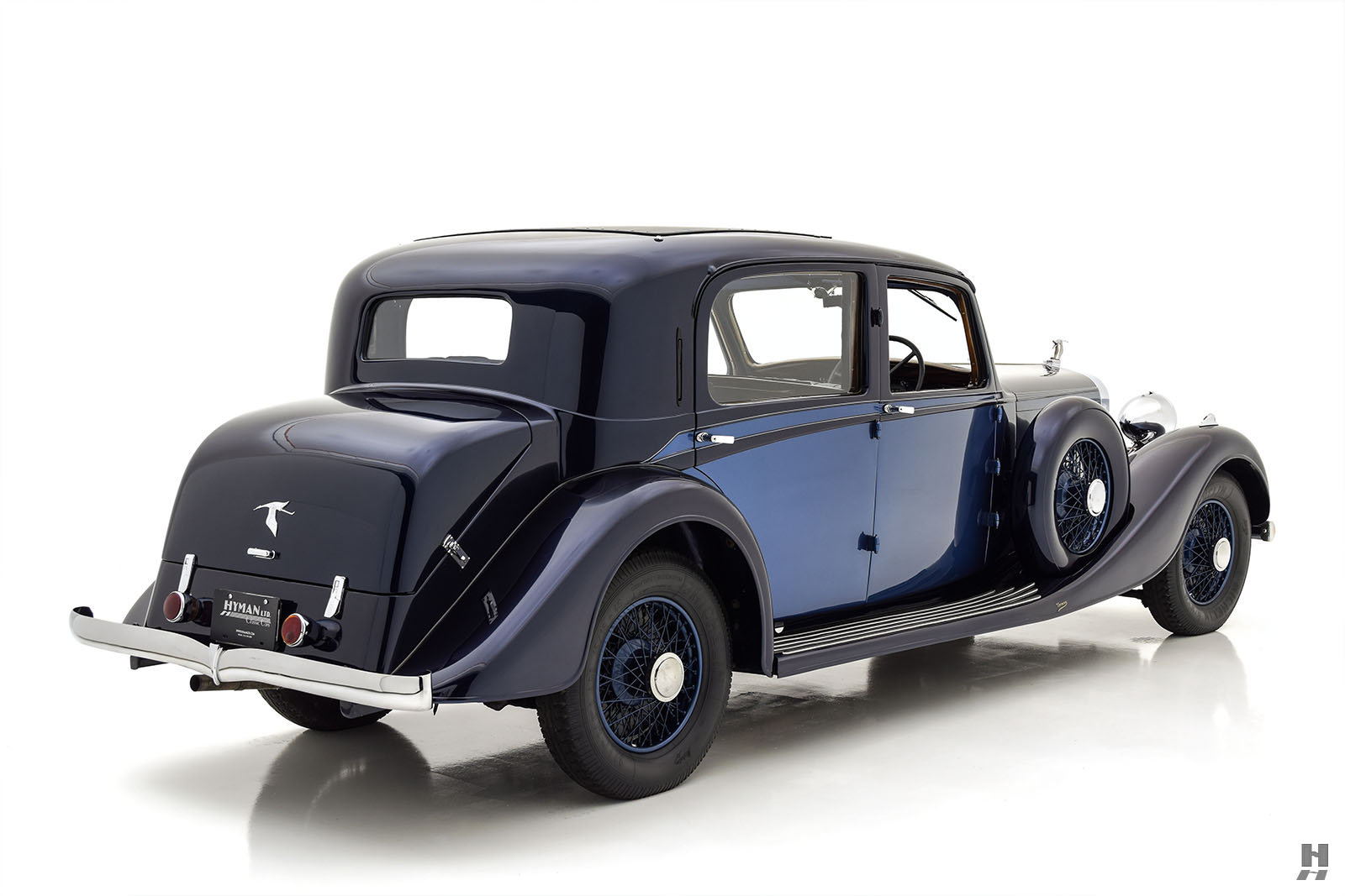 1936 HISPANO-SUIZA K6 BERLINE For Sale (picture 5 of 6)