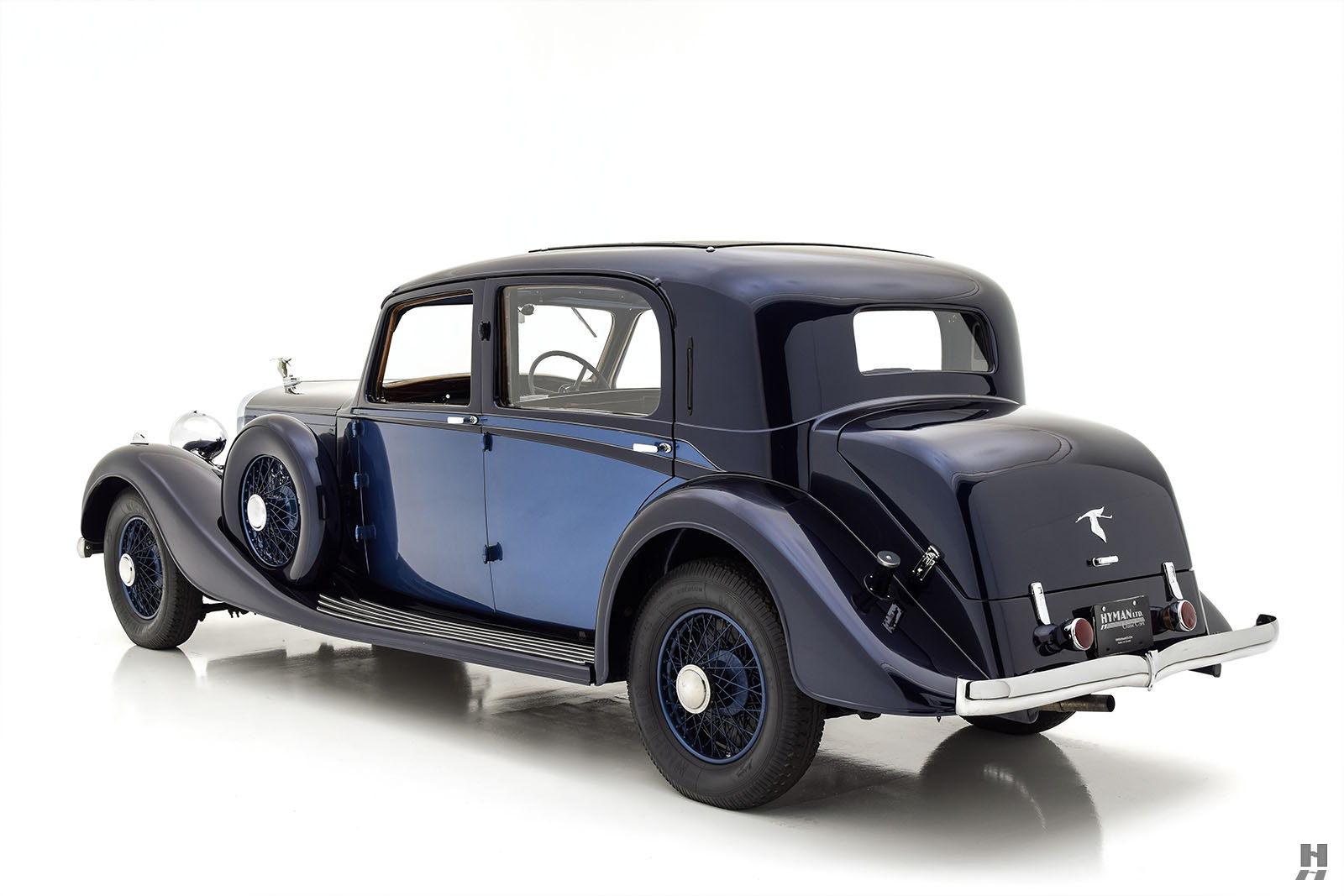 1936 HISPANO-SUIZA K6 BERLINE For Sale (picture 6 of 6)
