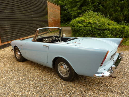 1963 Alpine Sunbeam For Sale (picture 3 of 6)
