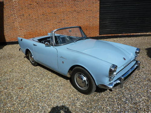 1963 Alpine Sunbeam For Sale (picture 5 of 6)
