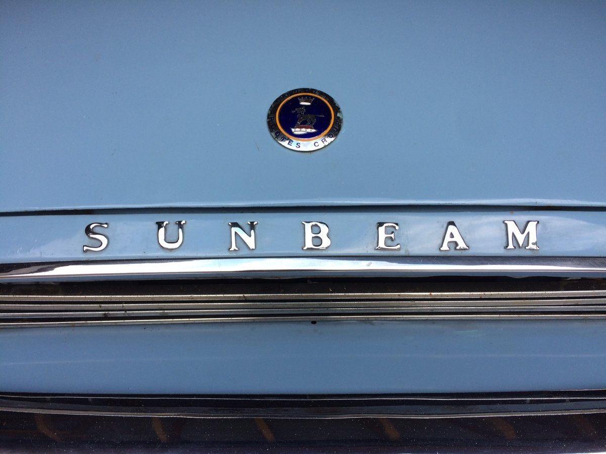 1963 Alpine Sunbeam For Sale (picture 6 of 6)