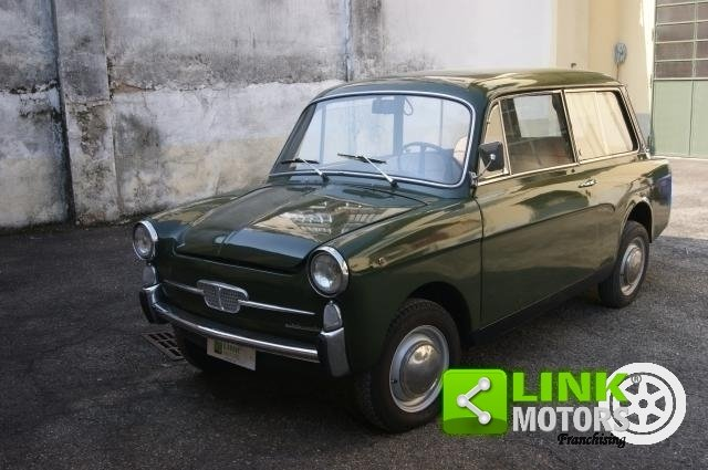 AUTOBIANCHI BIANCHINA PANORAMICA DEL 1970 ISCRITTA ASI POSS For Sale (picture 2 of 6)