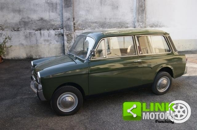 AUTOBIANCHI BIANCHINA PANORAMICA DEL 1970 ISCRITTA ASI POSS For Sale (picture 3 of 6)
