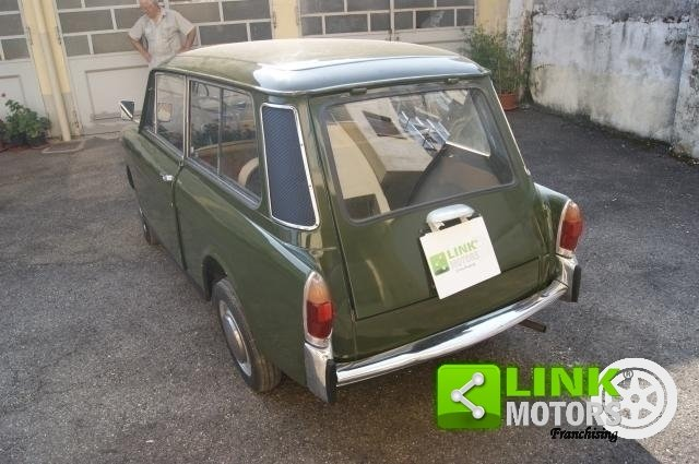 AUTOBIANCHI BIANCHINA PANORAMICA DEL 1970 ISCRITTA ASI POSS For Sale (picture 4 of 6)