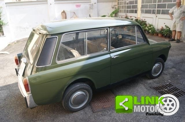AUTOBIANCHI BIANCHINA PANORAMICA DEL 1970 ISCRITTA ASI POSS For Sale (picture 6 of 6)